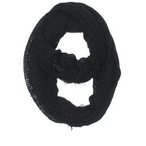 🔥 Leith Black Infinity Scarf 🔥